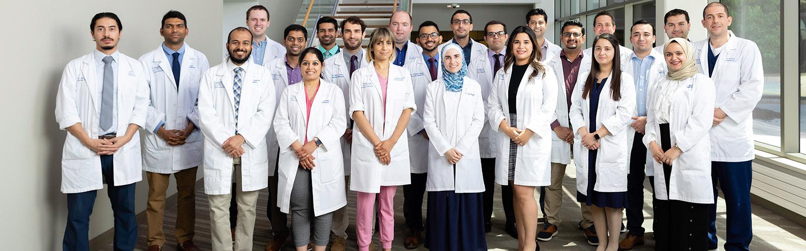 School of Medicine Class of 2021