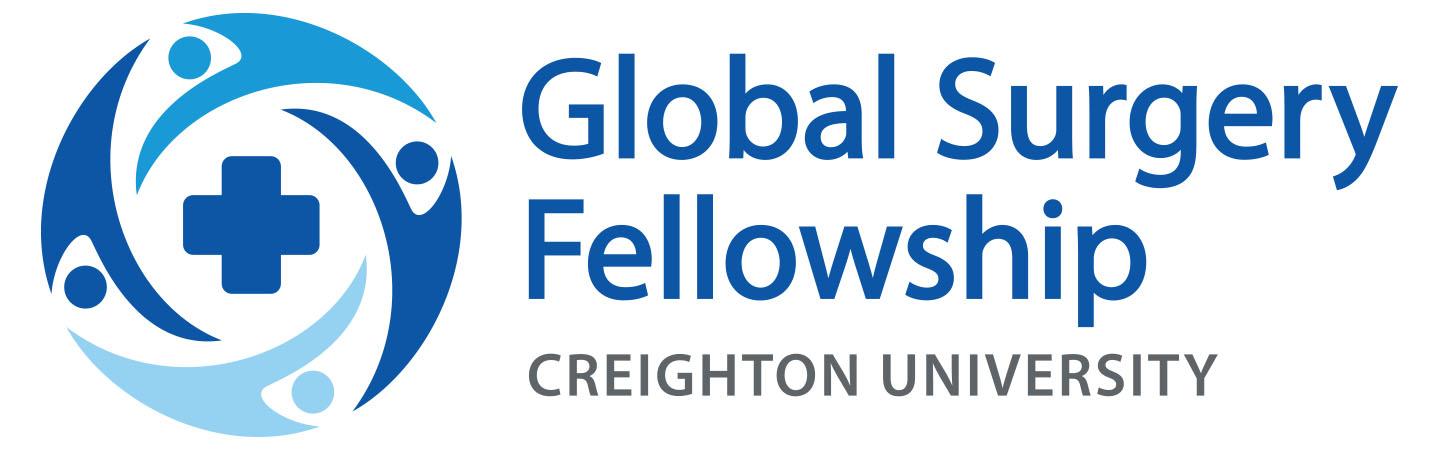 Global surgery logo