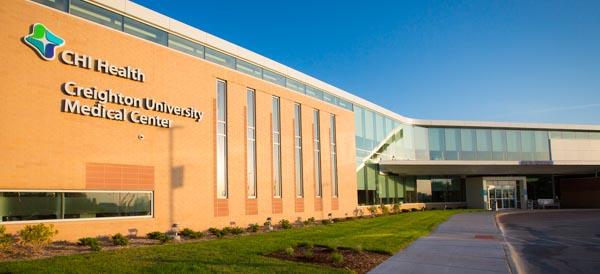 University Campus of CHI Health Creighton University Medical Center - Bergan Mercy