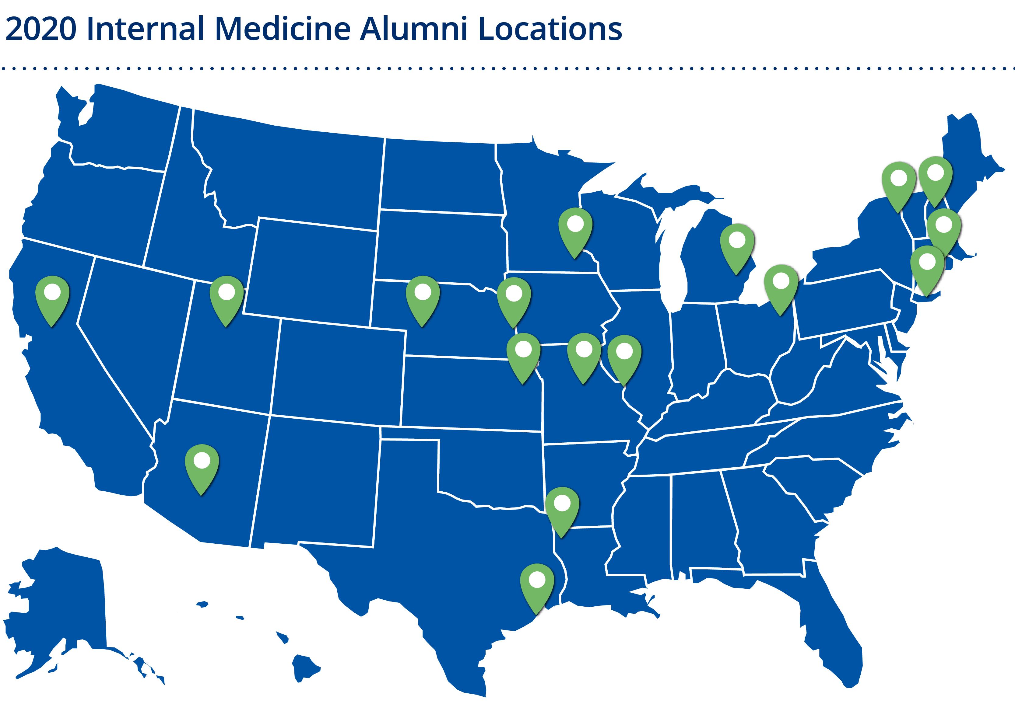 IM alumni locations