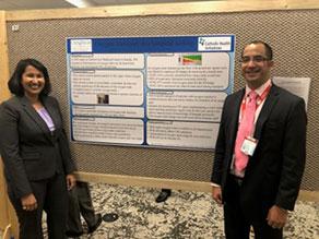 Individuals at the Quality Improvement Symposium
