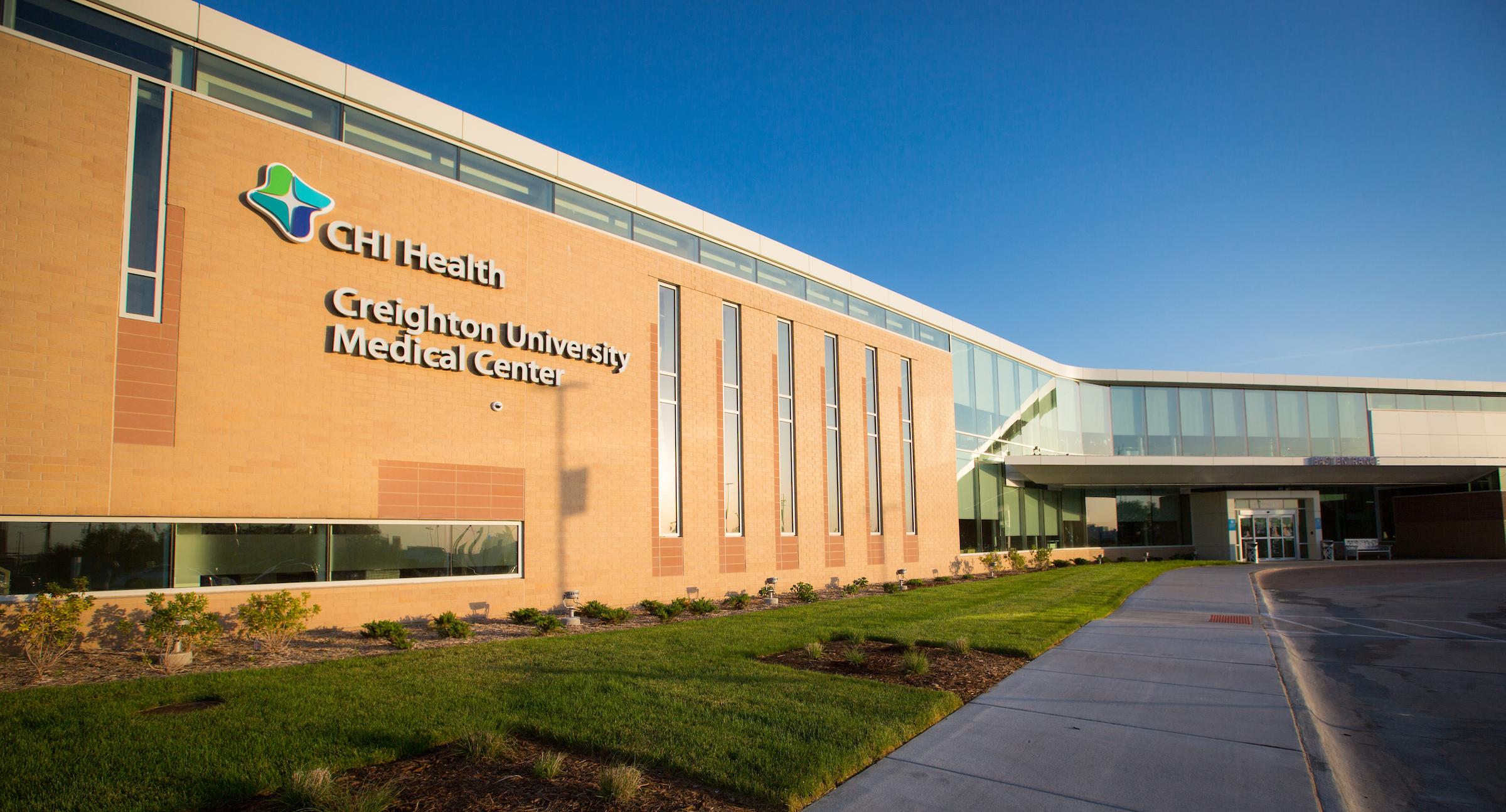 CHI Health Creighton University Medical Center – University Campus