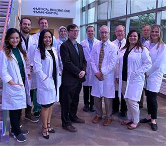 Urology group photo