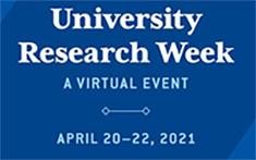 University Research Week logo