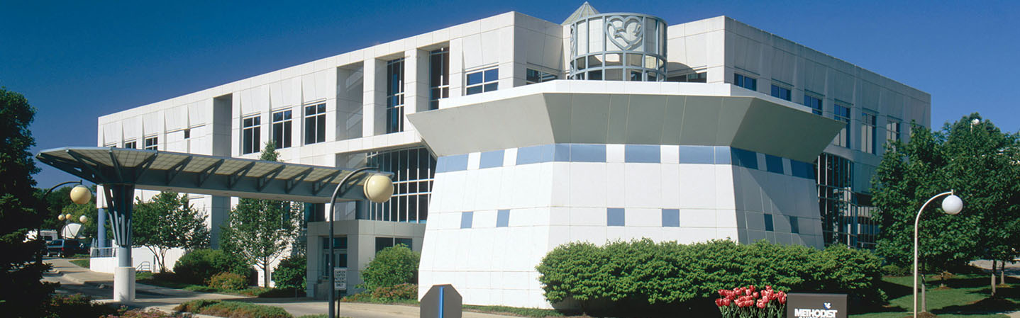 MH Cancer Center building