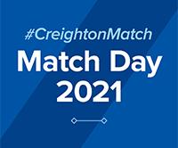 #CreightonMatch - Match Day 2021