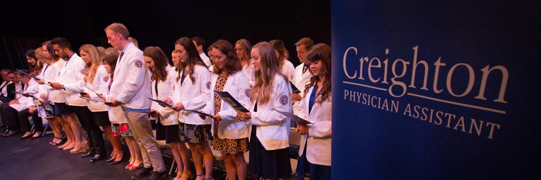 Creighton physician assistant program