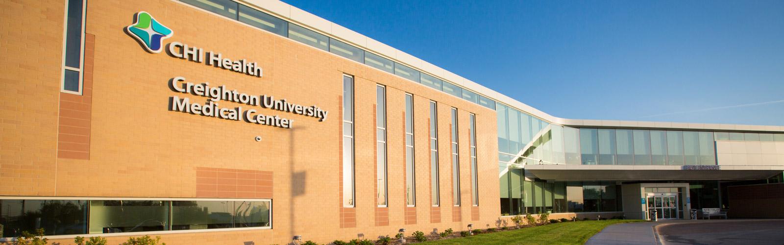 CHI health creighton university