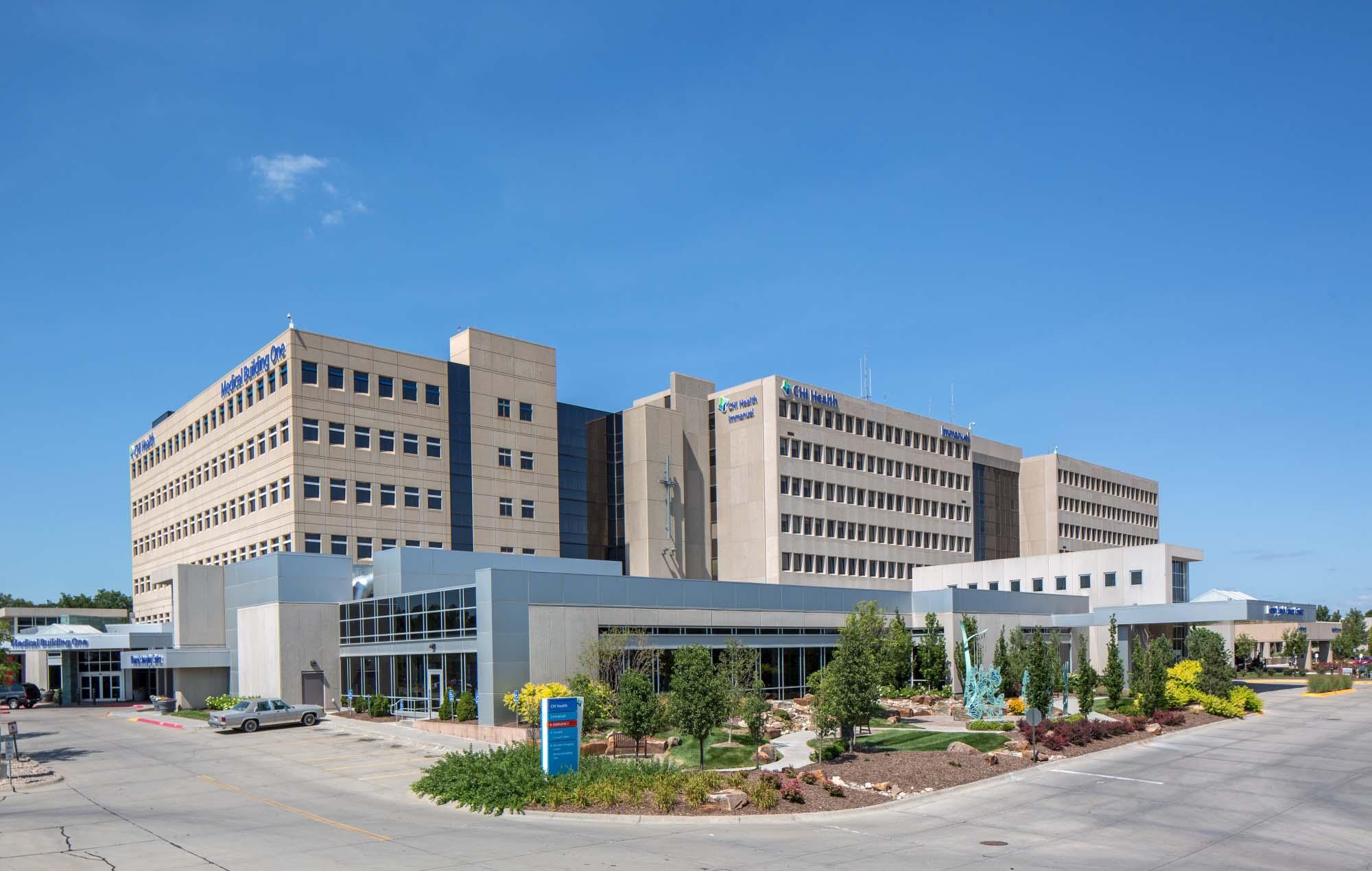 CHI Health Immanuel Hospital